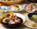 【ディナー】お祝いプラン 8,000円