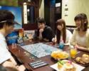 【ボードゲーム貸出無料】<月~金(祝日を除く)>《5時間ボドゲパック》5時間ソフトドリンク飲み放題+料理3品+選べるハニトー!
