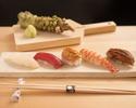 Sushi Lunch 5,500 yen