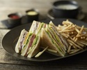 【Special Online Plan】Selectable Sandwich Set with a Glass of Beer