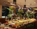 休日シュラスコランチ+飲み放題ブラジリアンコース¥4600(税別)