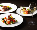 ● 【Online Booking Exclusive】 Béatrice (Dinner course + 3 kinds free flow)