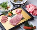 繁忙期 若紫之宴+任飲(120min)Lunch or Midnight