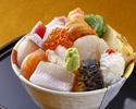 鮨 3500円海鮮丼