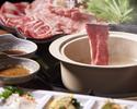 沖縄県産 本部牛と豚ロースのしゃぶしゃぶセット