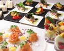 【加賀野菜を使ったオリジナルコース】新年会プラン Platinum-プラチナ-