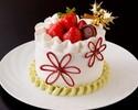 クリスマスケーキ ル・ノエル