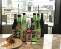 『日本酒6蔵元×BISTRO MARX 』マリアージュディナー
