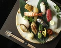【Sushi Lunch】SOHKAI Course