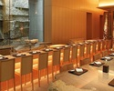 【New Year Dinner】Authentic Japanese Sushi Dinner Course for New Year JPY18,000