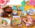 5,000 yen course (limited to Shichigosan 3) With sea bream