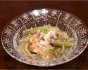 Dinner course · · · 13,000 yen (Tax and service additional)