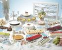 「Chiristmas Sweets Buffet ~シンデレラのクリスマス舞踏会~」 3500円