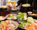 【忘年会・開業35周年記念特典付き】旬魚を味わいつくす!「忘年会Aプラン」