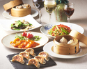[WEB reservation only] Classic Chinese course such as shrimp chilli, sour pork, jumbo dumplings