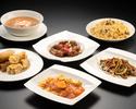 中国料理ディナー 海鮮コース