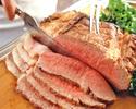 【12月】orange特製ローストビーフコース ※料理のみ。飲み放題追加¥2,500