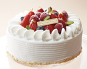 Celebration cake 12 cm round type 3,550 yen (for 2-3 people)
