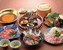 おうどんのお鍋+飲み放題 8,000円