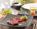 A5 Grade Kobe Beef loin Steak lunch Course A