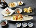 "【Dinner - Online Special Deal】 ""Tempura Set"" Dinner with One Complimentary Drink"