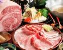 【日・祝日限定】☆お食事会・忘年会プラン☆¥6000しゃぶしゃぶコース(飲み放題付き)