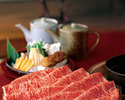 Matsusaka beef sukiyaki course