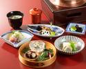 【一日3組様限定】格別の味わい お昼のミニコース『東山点心』 8,800円(税込)