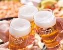 アルコール飲み放題×Lunch