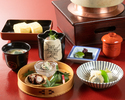 [Lunch only] Higashiyama Light course 6,600JPY (Limited to 3 groups a day)
