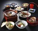 "Kyoto-style Kaiseki ""Suma"" 22,000JPY"