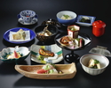 京風会席料理 『朧月夜~おぼろづきよ~』 16,500円(税込)(10名様以上)