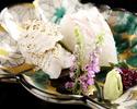 京風会席料理『明石~あかし~』 27,500円(税込)(10名様以上)
