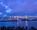 食後は東京の景色を眺めながらゆったりと【席数限定!デザート窓際確約プラン:ランチ】