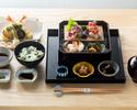Platter with Sashimi and Tempura