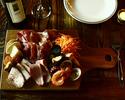 自慢の無農薬野菜とお肉を楽しむコース 2H 飲み放題