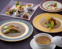 [Lunch / Supper 9/1 ~ 10/31] Official HP reservation privilege 10% OFF Enju course