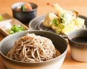 <Limited Availability> Soba Noodles & Tempura Lunch