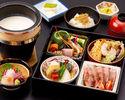 季節の松花堂弁当 2,700円