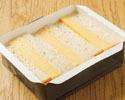 「厚焼きたまごサンドイッチ」※10:30以降の受取り