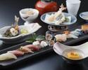 Sushi ¥ 9500 Lunch