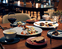【Dinner Course】季節の食材を使用したWメインの贅沢ディナーコース全6品