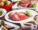 ●【Limited Number of Seat Offer】Weekdays Lunch Buffet w/ 1 drink 13:45- 3,700 yen