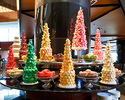 ●【Limited Number of Seat Offer】SAT,SUN,Holiday Lunch Buffet w/ 1 drink 11:30- 4,700 yen