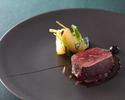 黒毛和牛フィレ肉のポワレ ソーストリュフ 2,500円