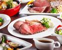 ●【Online Reservation Exclusive】Weekdays Lunch  Buffet w/ 1 Soft Drink 11:30- 2,900 yen