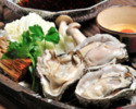 [Winter only] sukiyaki course of oysters