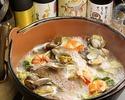 大皿盛込み「美酒鍋」コース