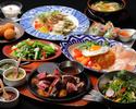 【120分飲み放題】タンドリーチキンやナシゴレン、充実の前菜とともにカジュアルに楽しめる全8品アジアンエスニックコース!