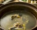 Supponmamushi Japanse-nabe course